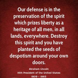 Liberty - Lincoln